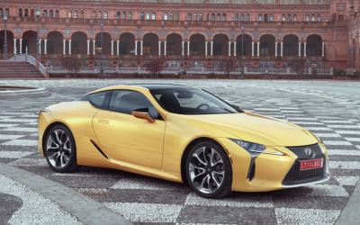 Lexus LC: Everyday supercar