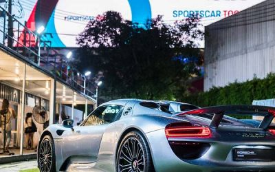 Porsche SCTD