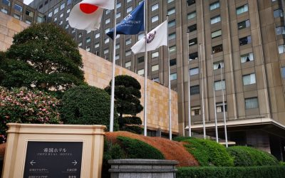 Art of Hospitality at Imperial Tokyo