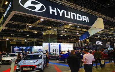 3 New Hyundai Models at S'pore Motorshow