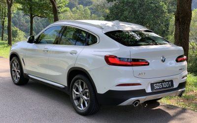 X-tra sporty SUV