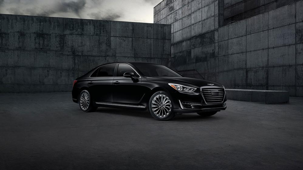 Hyundai's history of luxury