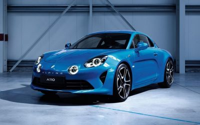 Alpine A110 to Debut at S'pore Motorshow