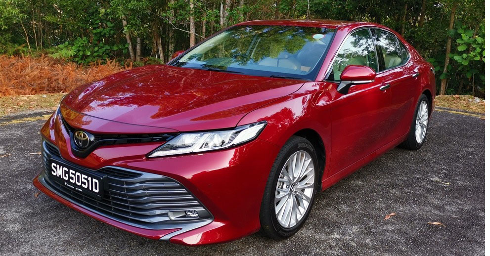 The Complete Camry
