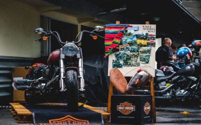 25 Years of Harley-Davidson In Singapore