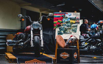 25 Years of Harley-Davidson In Singapore