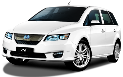 BYD e6: Electric dreams come true?
