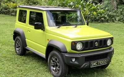Suzuki Jimny genius