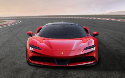 Power surge: Ferrari SF90 Stradale