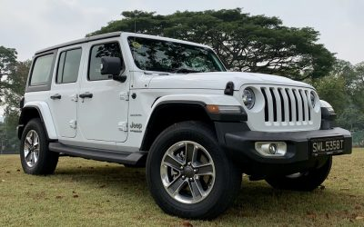 Smooth operator: Jeep Wrangler