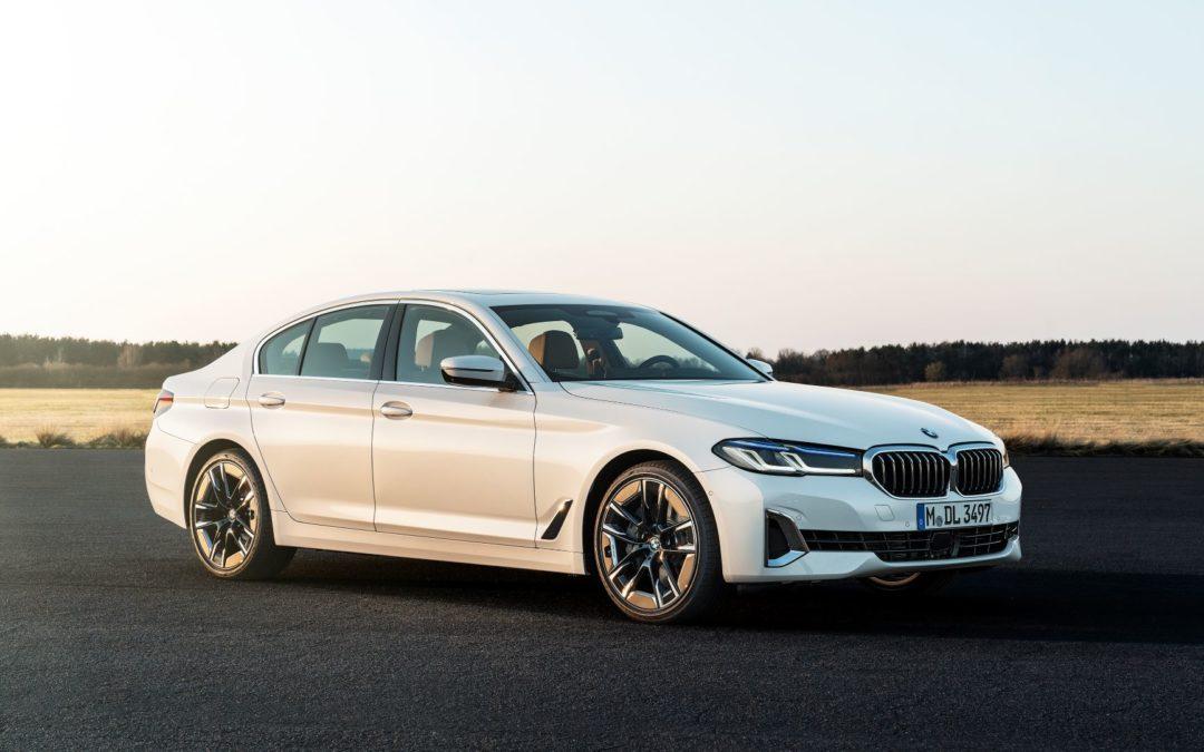 BMW booster shot
