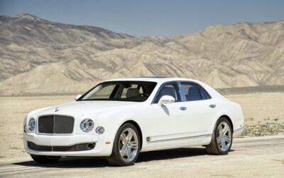 Bye bye Bentley