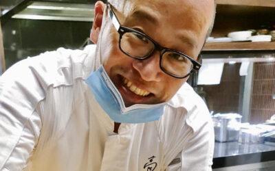 Kappo cool: Taro Takayama